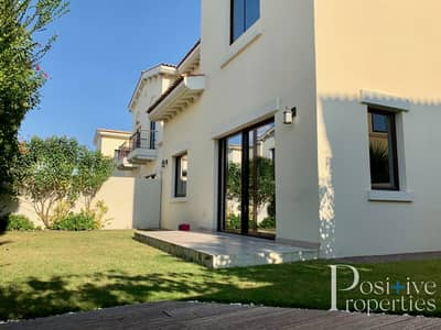 3 Bedroom Townhouse for Rent in Arabian Ranches, Dubai - Large Plot   Perfect Condition   3E+Maids