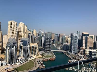 2 Bedroom Flat for Rent in Dubai Marina, Dubai - Stunning Apartment-Full Marina View