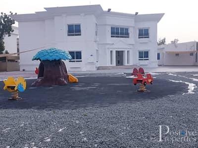فيلا تجارية 8 غرف نوم للايجار في الصفا، دبي - Commercial Villa | 8 Master Bedroom | 7 Service Block