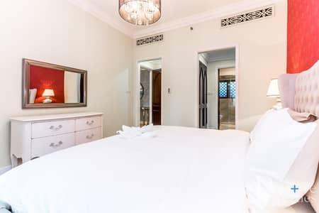 فلیٹ 2 غرفة نوم للايجار في وسط مدينة دبي، دبي - THE BEST VIEW IN AL BAHAR . FULLY FURNISHED