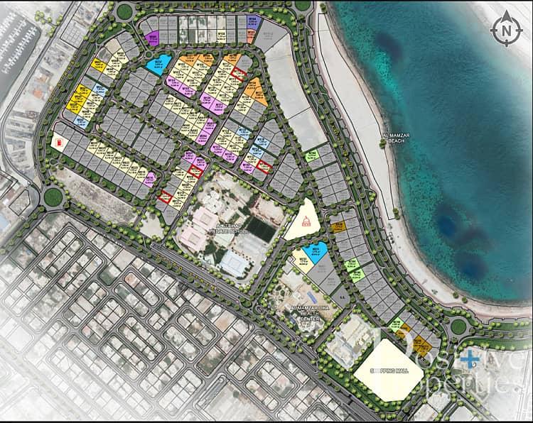 10 Freehold | Near Beach | Corner Plot | Good payment Plan