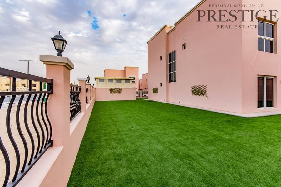 2 Brand New 5 bedroom Luxurious villas in Nad Al Sheba I AED 118