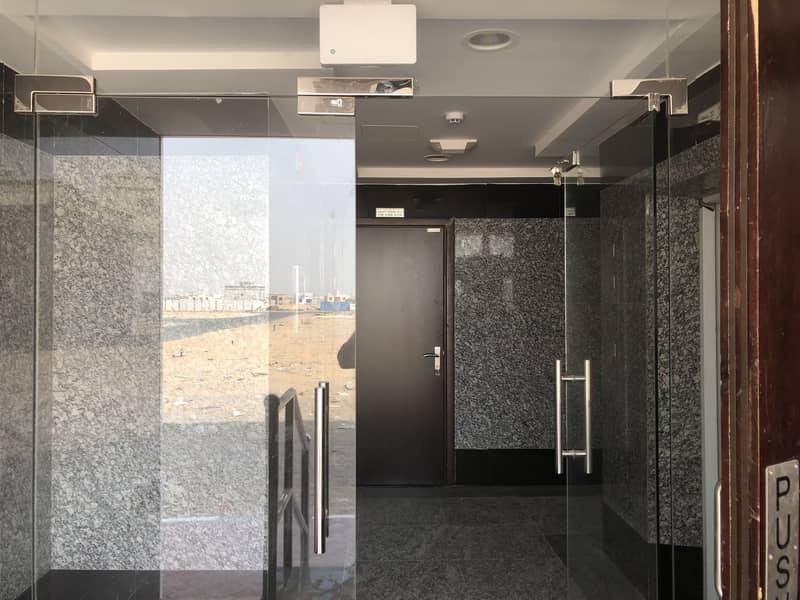 i have apartment for rent studio new building in al aliha ajman rent 12000