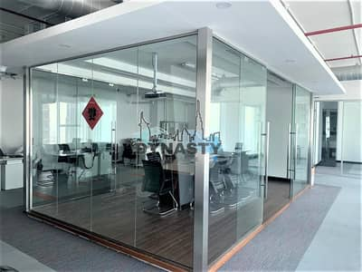 Office for Rent in Business Bay, Dubai - On High Floor   Near Metro   Ready to move in