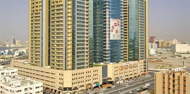 استوديو  للايجار في الراشدية، عجمان - استديو  للايجار  في  عجمان    بمساحة  كبيرة  جدا  و سعر  ممتاز .