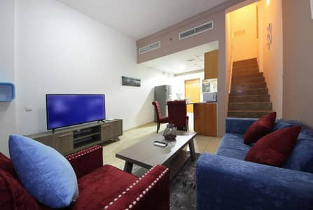 1 Bedroom Flat for Rent in Dubai Silicon Oasis, Dubai - Newly Furnished 01BR  Apartment in The Dunes