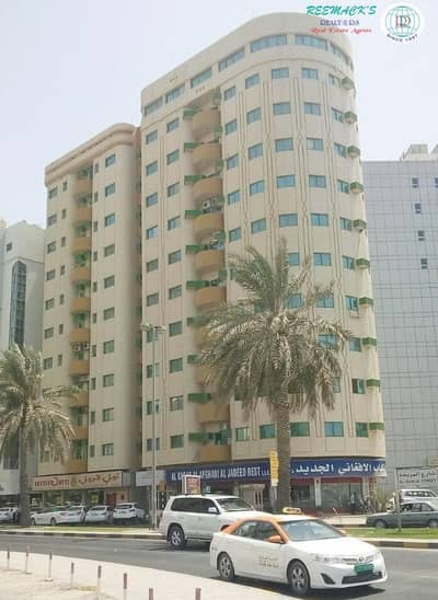 2 Bedroom Apartment for Rent in Al Jubail, Sharjah - 2 B/R Hall flat with Sea view in Corniche area