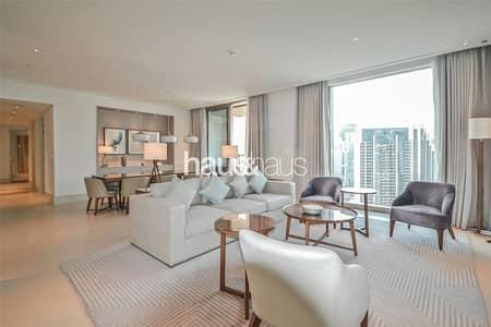 فلیٹ 3 غرف نوم للبيع في وسط مدينة دبي، دبي - High Floor | 3 Bed Plus Maids | Emaar