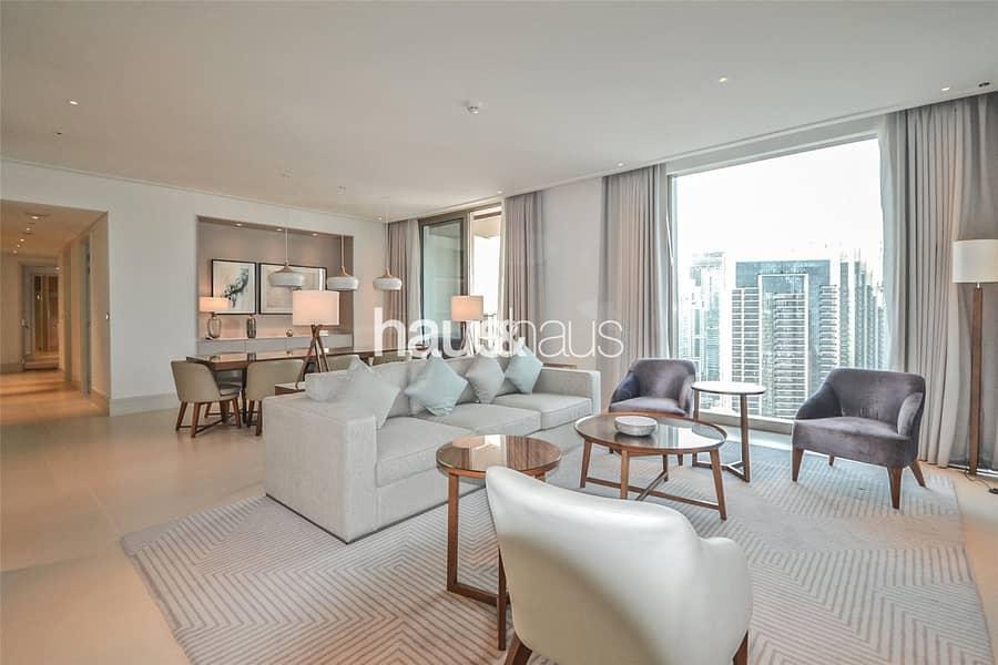 High Floor | 3 Bed Plus Maids | Emaar