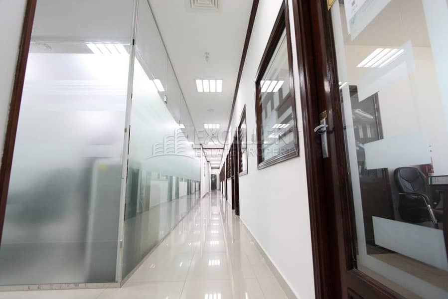 2 Semi- Fitted| No Commission| Sea View Office Space