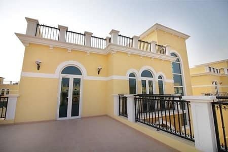 4 Bedroom Villa for Rent in Jumeirah Park, Dubai - Cheapest 4 Bedroom District 9 Corner Plot Near Lake