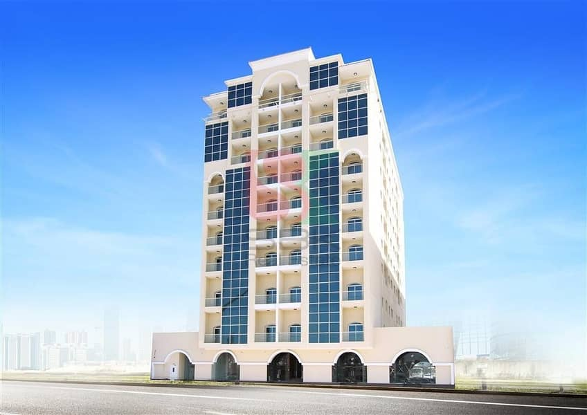Only AED 85/- Sqft | Spacious Retail Shops
