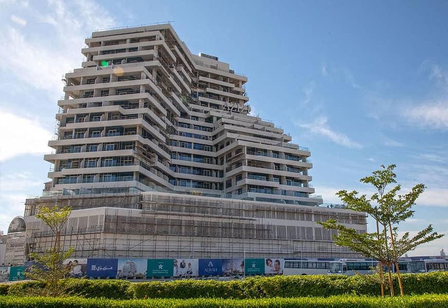 شقة في علياء ريزيدنس الجداف بر دبي 419999 درهم - 4519373