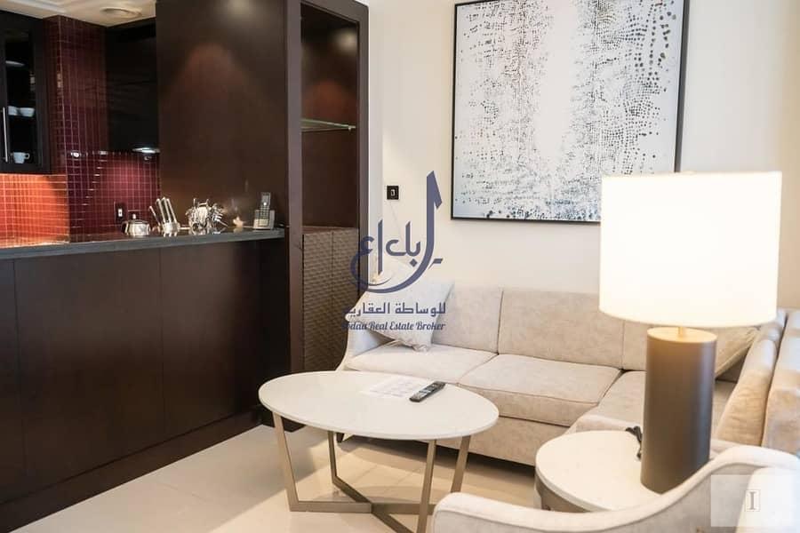 22 Beautiful | burj view| luxury studio |