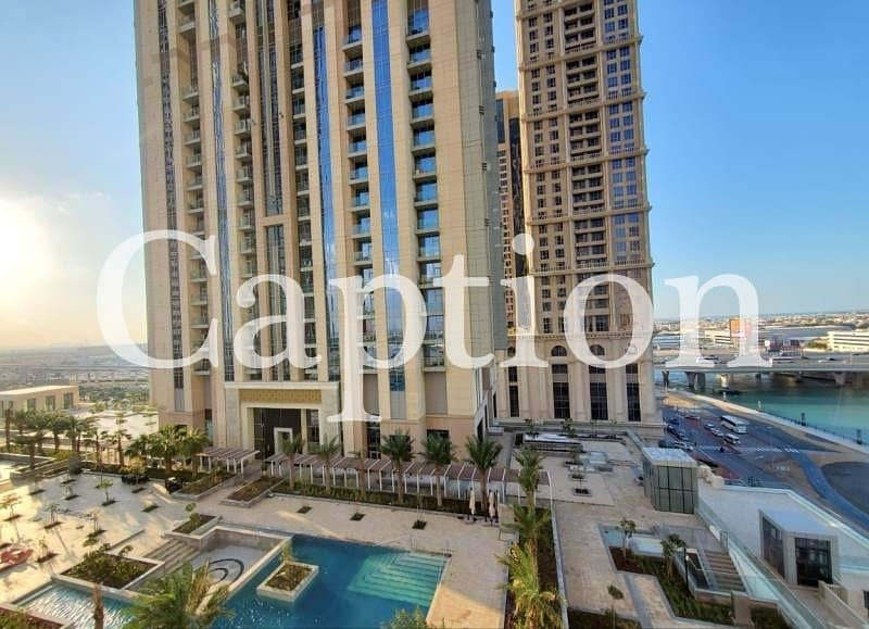 SPACIOUS 2 BEDROOMS | CANAL VIEW  | LARGE UNIT