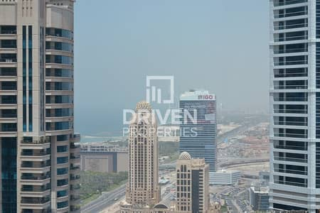 شقة 1 غرفة نوم للايجار في دبي مارينا، دبي - One Month Free 1 Bed Apt | Prime Location