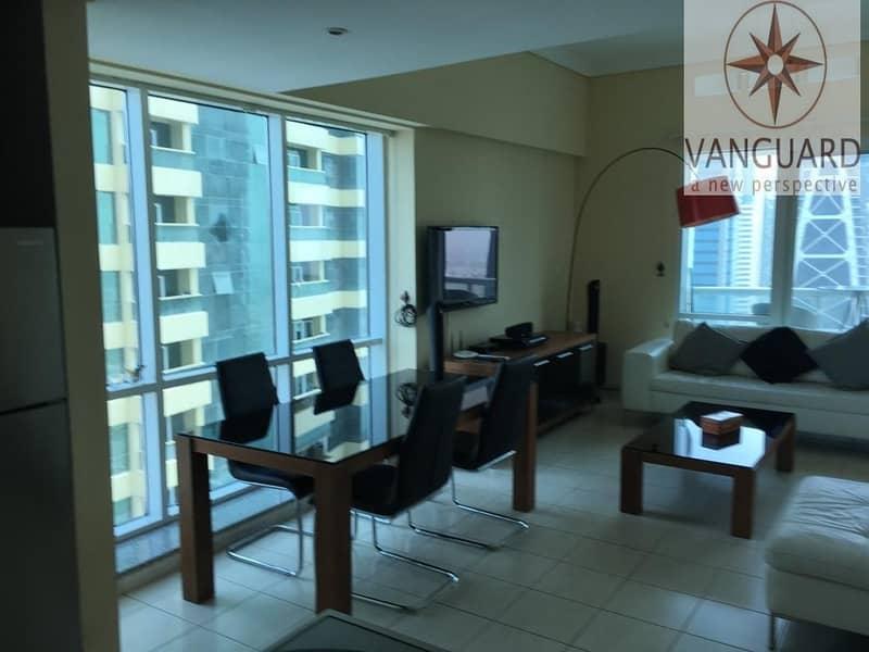 Prime Location Panoramic 1Bedroom Apartment in JLT