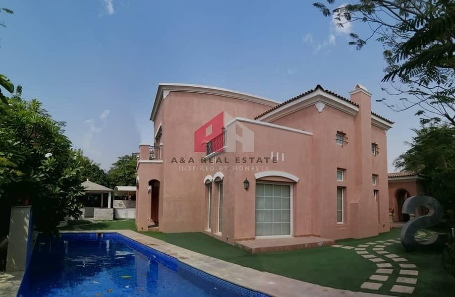 Luxury Villa / Italian Furniture / private pool