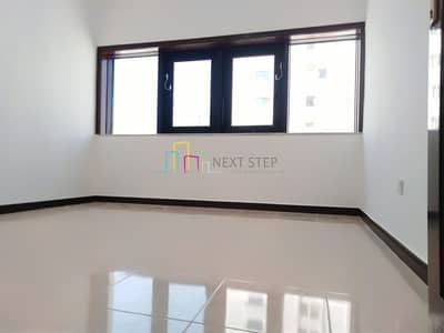 3 Bedroom Flat for Rent in Hamdan Street, Abu Dhabi - Incredibly Large: 3 BR with Maid's room Near WTC