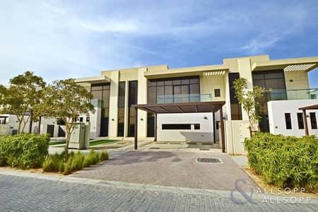فیلا 3 غرف نوم للايجار في داماك هيلز (أكويا من داماك)، دبي - Brand New | Modern 3 Beds | Available Now
