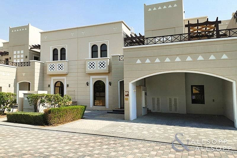 4 Bedrooms | Pools and Parks | Maid's Room