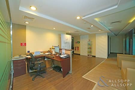 Partitioned Office | Lake View | Near Metro