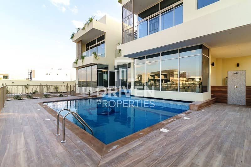 Exclusive 6 Bedroom Villa with Private Pool
