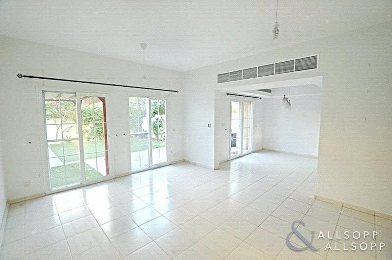 2 Three Bedroom | Single Row | Maid's Room