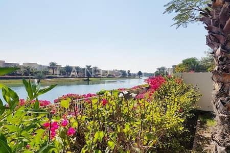 4 Bedroom Villa for Rent in The Meadows, Dubai - Full Lake view Extended Huge 4BR Villa Hattan E2