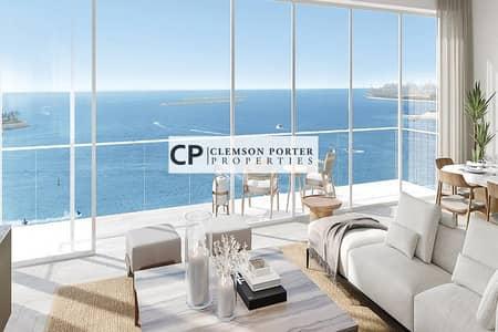 5 Bedroom Penthouse for Sale in Jumeirah Beach Residence (JBR), Dubai - Full Sea Views! 5 BR Half Floor Penthouse