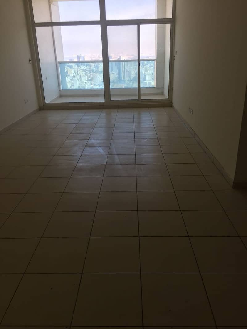 SPACIOUS 2 BHK WITH CLOSE KITCHEN FOR RENT IN AJMAN ONE TOWER