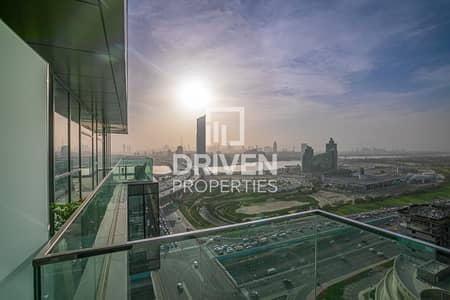 2 Bedroom Apartment for Rent in Umm Ramool, Dubai - Spacious Apartment with Canal and Creek View