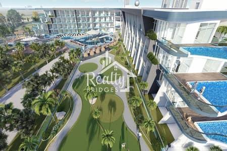 فلیٹ 2 غرفة نوم للبيع في مدينة دبي للاستديوهات، دبي - Double the deal Private pool with 2 bed- apartment |Payment plan for 7 years|