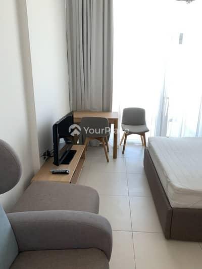 Studio for Rent in Al Furjan, Dubai - Furnished - Cozy - Affordable Living