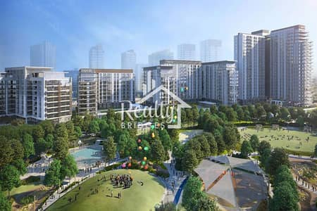 2 Bedroom Apartment for Sale in Dubai Hills Estate, Dubai - The center point where urbanization intersects nature  - Park Ridge