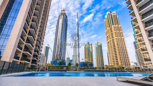 3 Bedroom Apartment for Sale in Downtown Dubai, Dubai - Ultra Luxuries Furniture | 3 Bedroom| Burj Khalifa View