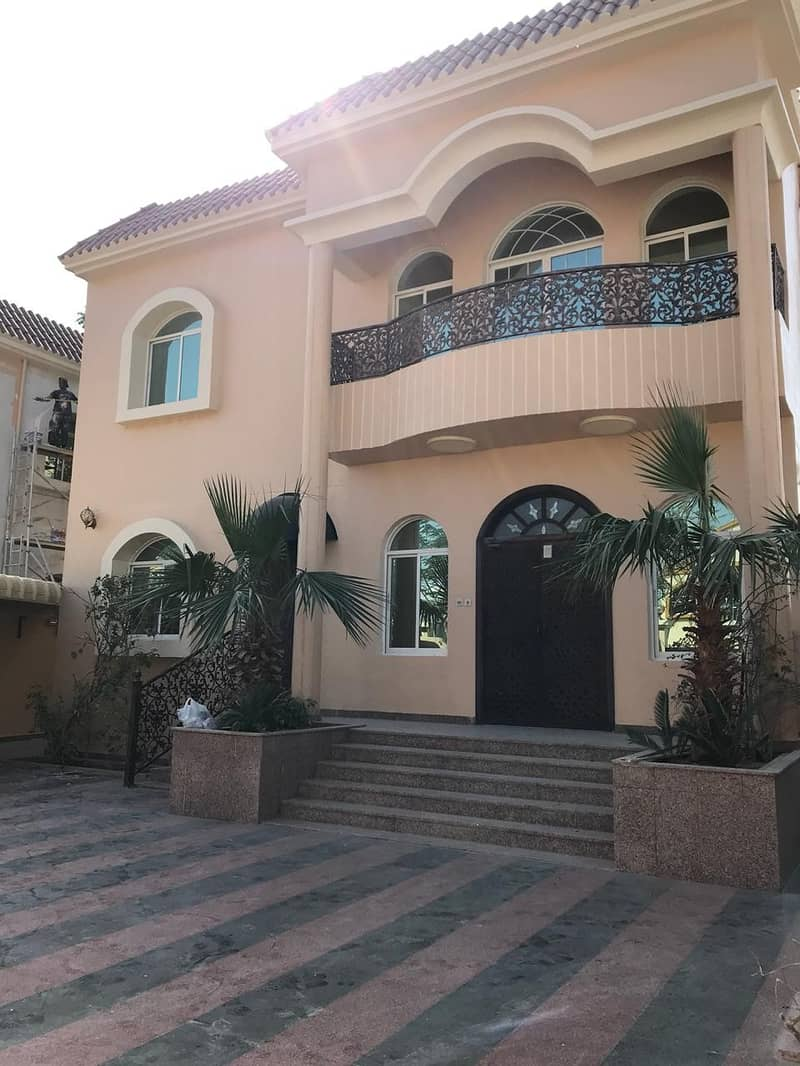 For rent villa in Ajman near Sheikh Ammar Street