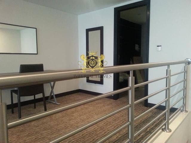 21 1 Bed+Study - 1300sqft (Duplex/Loft) Movenpick Laguna Tower JLT @880k