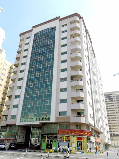 3 Bedroom Flat for Sale in Al Qasimia, Sharjah - Hot Deal! Al Lotus Building 3BR for Sale - AED 480,000