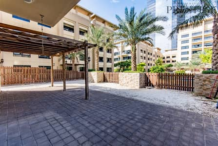 3 Bedroom Flat for Sale in The Greens, Dubai - 3 Bedrooms plus study with largest courtyard| Al Ghaf 4