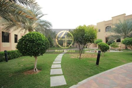 4 Bedroom Villa for Rent in Al Bateen, Abu Dhabi - Amazing Compound|4 BR Villa|Balcony|Maid Room