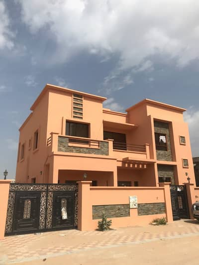 5 Bedroom Villa for Sale in Al Rawda, Ajman - Owen your villa now in UAE and find your comfortable in it with very challenging price