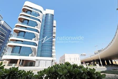 فلیٹ 1 غرفة نوم للايجار في شاطئ الراحة، أبوظبي - Live In This Brand New and Modern Apartment