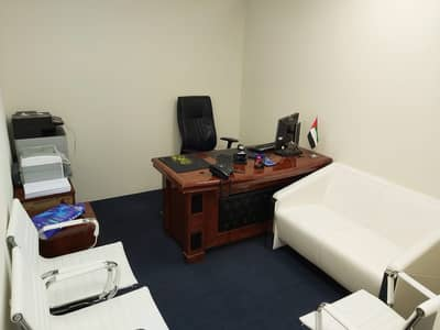 مکتب في المنخول بر دبي 10000 درهم - 4520267
