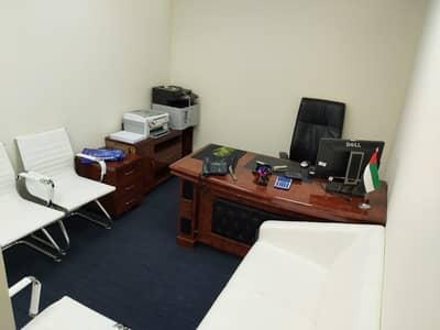 مکتب  للايجار في بر دبي، دبي - مکتب في المنخول بر دبي 14000 درهم - 4520267