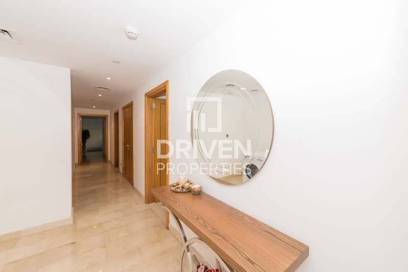 2 Luxurious Furnished 3 Bedroom Apt + Maids