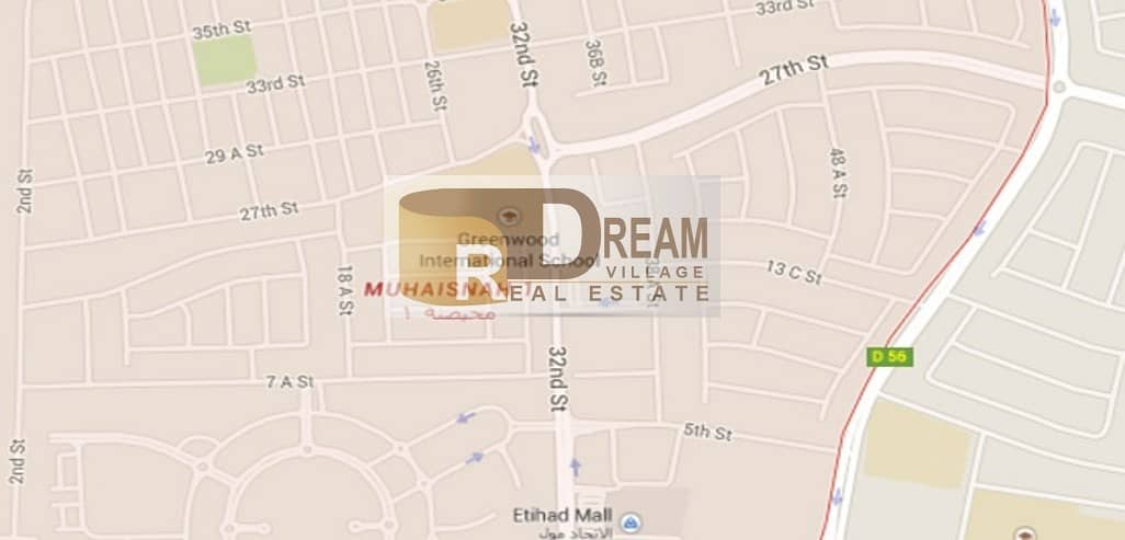 2 Best deal  deal  Plot for sale in Muhaisnah 1