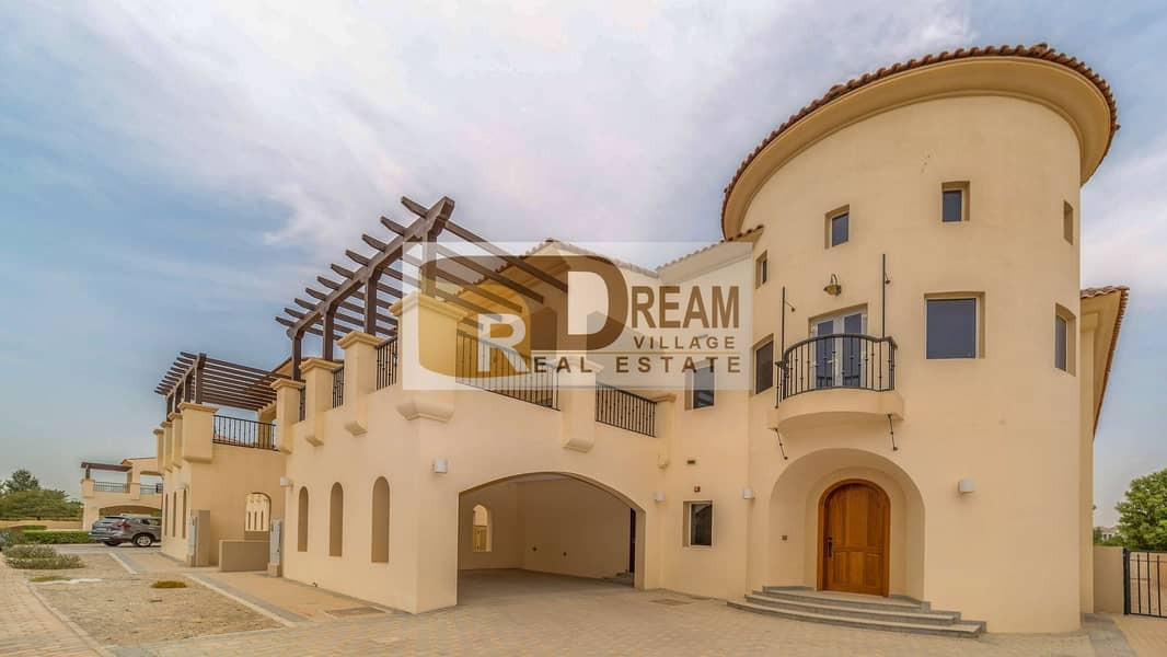 2 No commission - Golf View - Spanish Style - Ready to move in- 5Bd