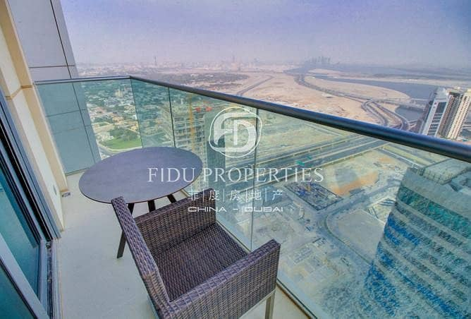 10 Burj Khalifa View | Furnished Apartment | Rented