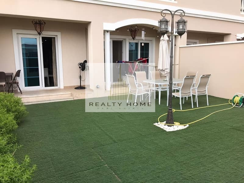 2 DONT MISS | Fully Furnished 3BR+Maid | Well maintained